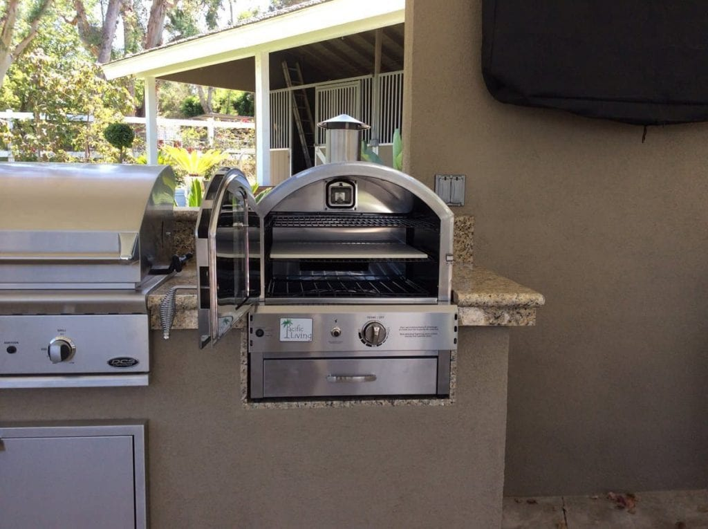 Pacific Living : Pacific Living Pizza Oven Review - Countertop Pizza Oven