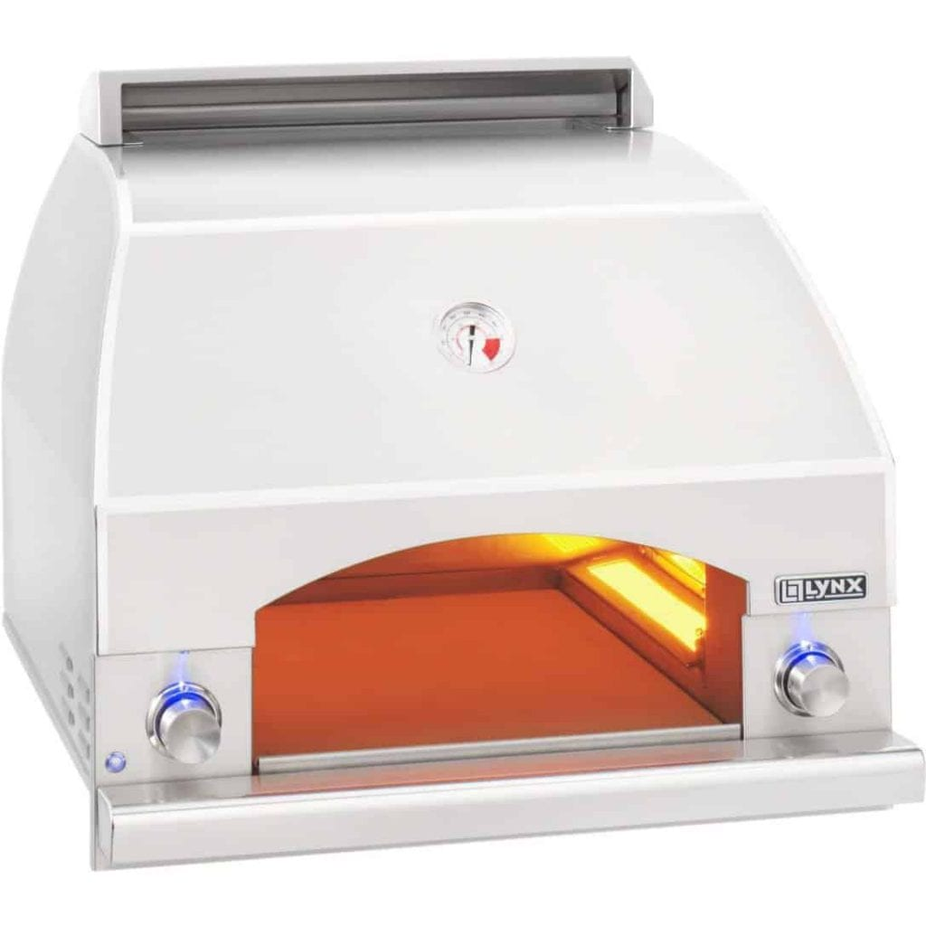 Lynx Pizza Oven Review Countertop Pizza Oven
