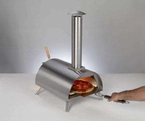 Wood Pellets Pizza Oven