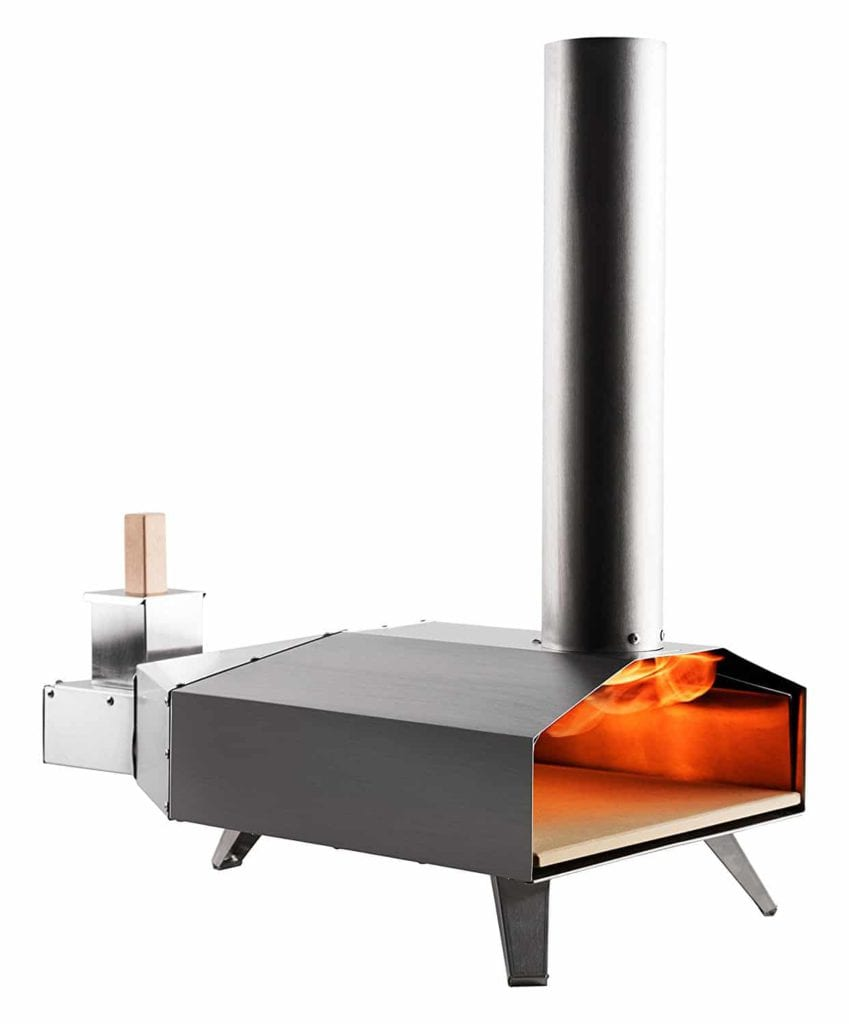 Uuni 3 Wood Fired Pizza Oven