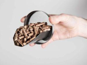 Ooni 3 wood pellets