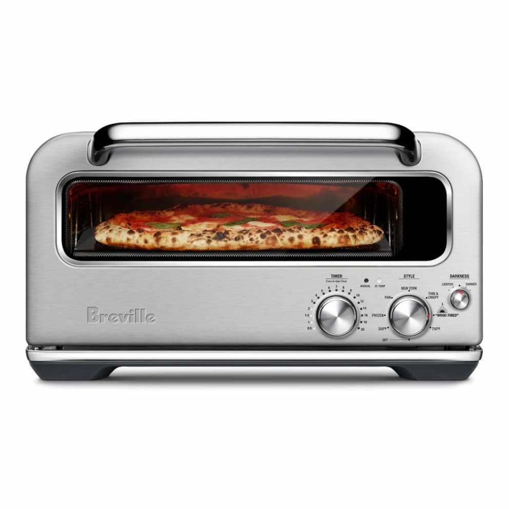 Breville Pizzaiolo Indoor Oven Vs Roccbox Pizza Oven