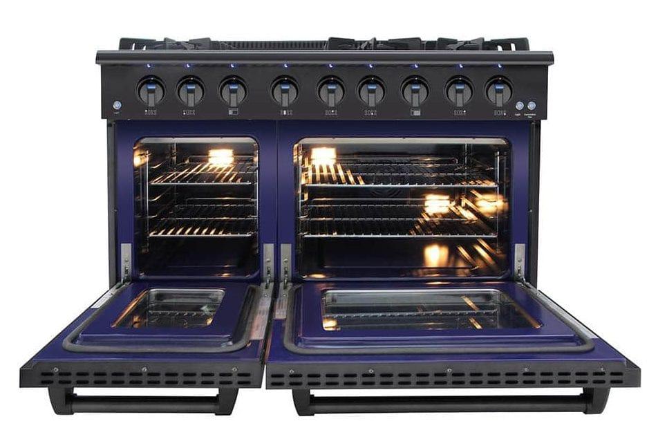 Thor Kitchen Hrg4808 Bs 48 Freestanding Pro Style Gas