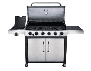 Char Broil 6 Burner Gas Grill Review