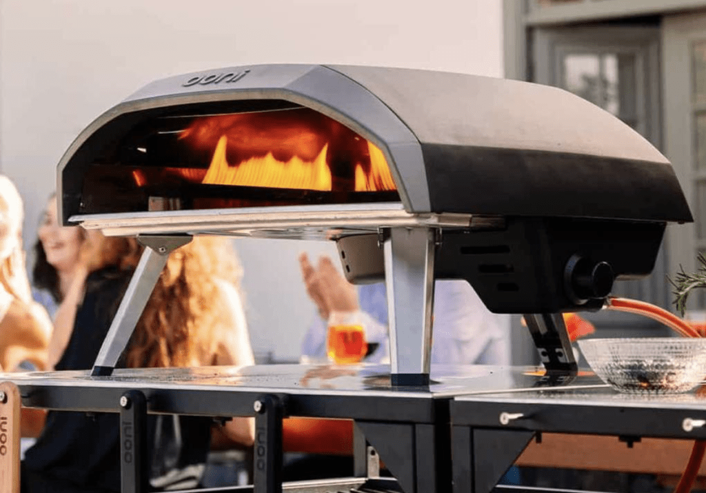 Ooni Koda 16 vs Napoli Bertello Pizza Oven