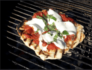 How to make a Grilled Pizza