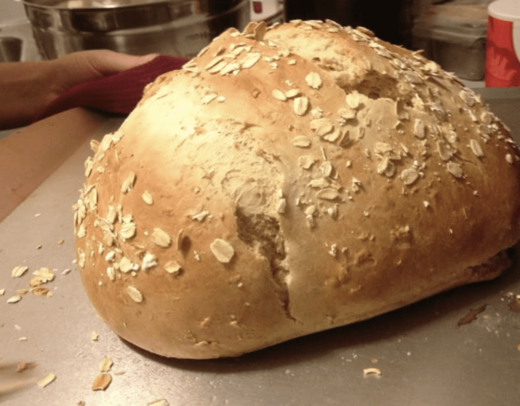 Baking Bread on a Pizza Stone