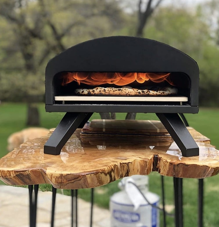 Ooni Fyra 12 vs Bertello Pizza Oven