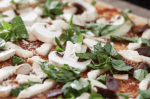 Healthy Nutritious Pizza Toppings