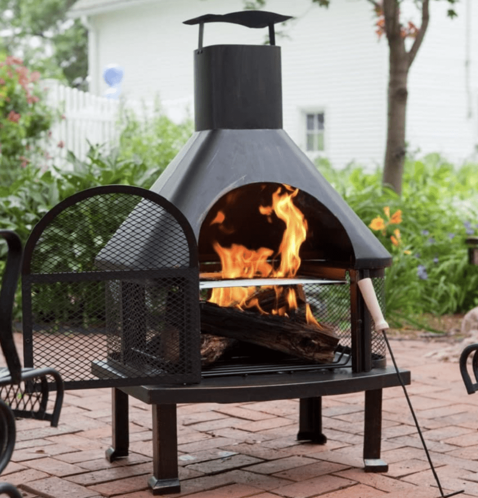 Best Chiminea Pizza Ovens