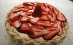 Strawberry Pizza Dessert Recipe