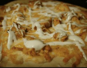 Buffalo Chicken Pizza Recipe