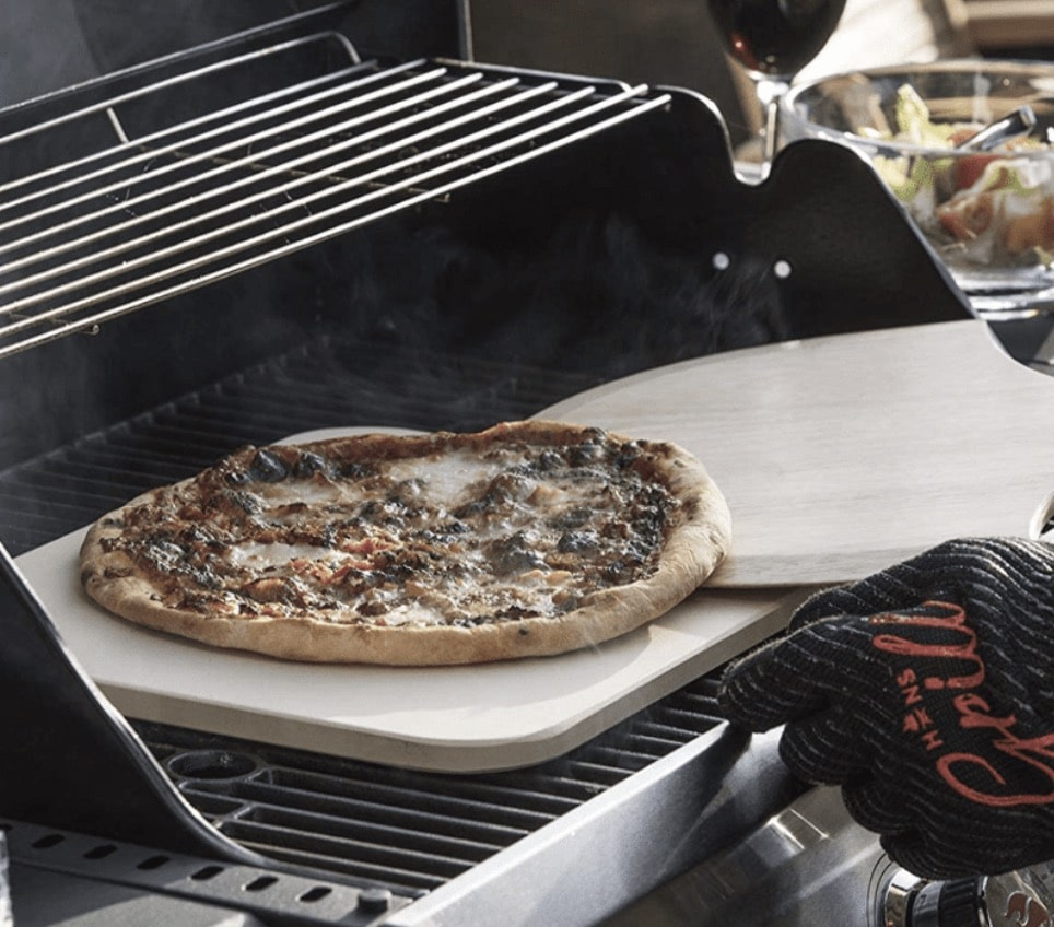 Hans Grill Pizza Stone Review
