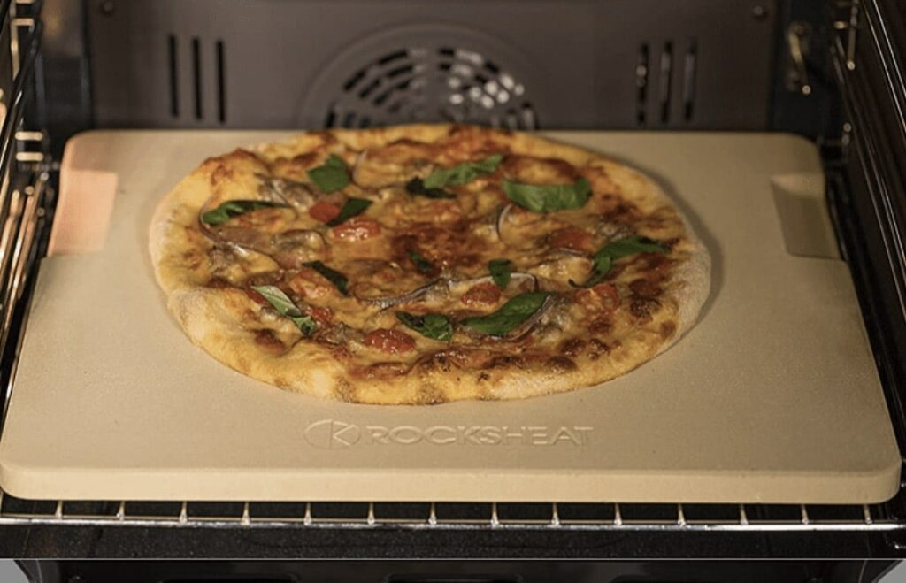 Rocksheat Pizza Stone Review