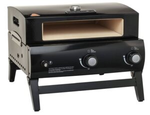 BakerStone O-AJLXX-O-000 Portable Gas Pizza Oven Review