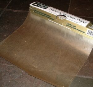 Can Wax Paper Go In The Oven