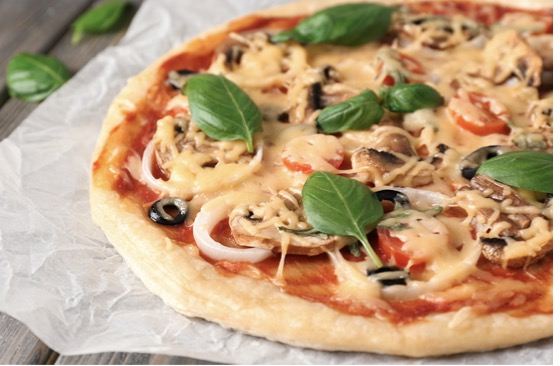 How to Cook Pizza on a Parchment Paper