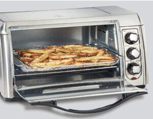 Hamilton Beach Sure-crisp Air Fry Toaster Oven