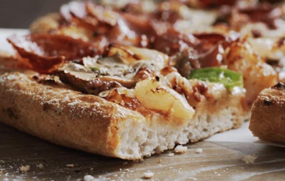 Dominos Gluten Free Pizza Crust