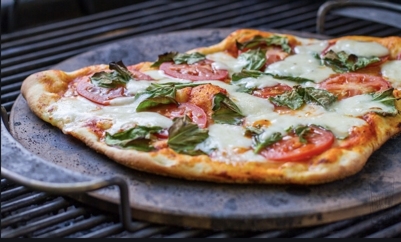 How To Cook Pizza On A Weber Kettle Grill