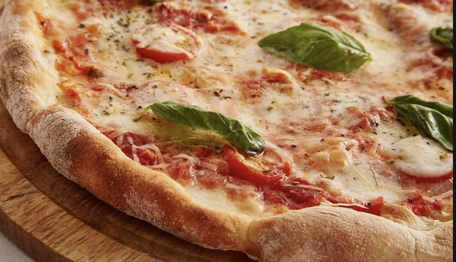 Best CRISPY Thin Crust Pizza Dough Recipe